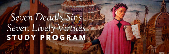seven deadly sins seven lively virtues study guide pdf