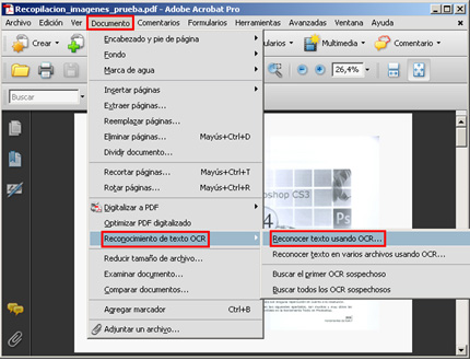 how to extract pages from pdf bluebeam