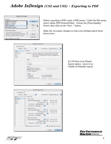 indesign export to pdf high quality