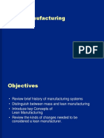 introduction to lean manufacturing pdf