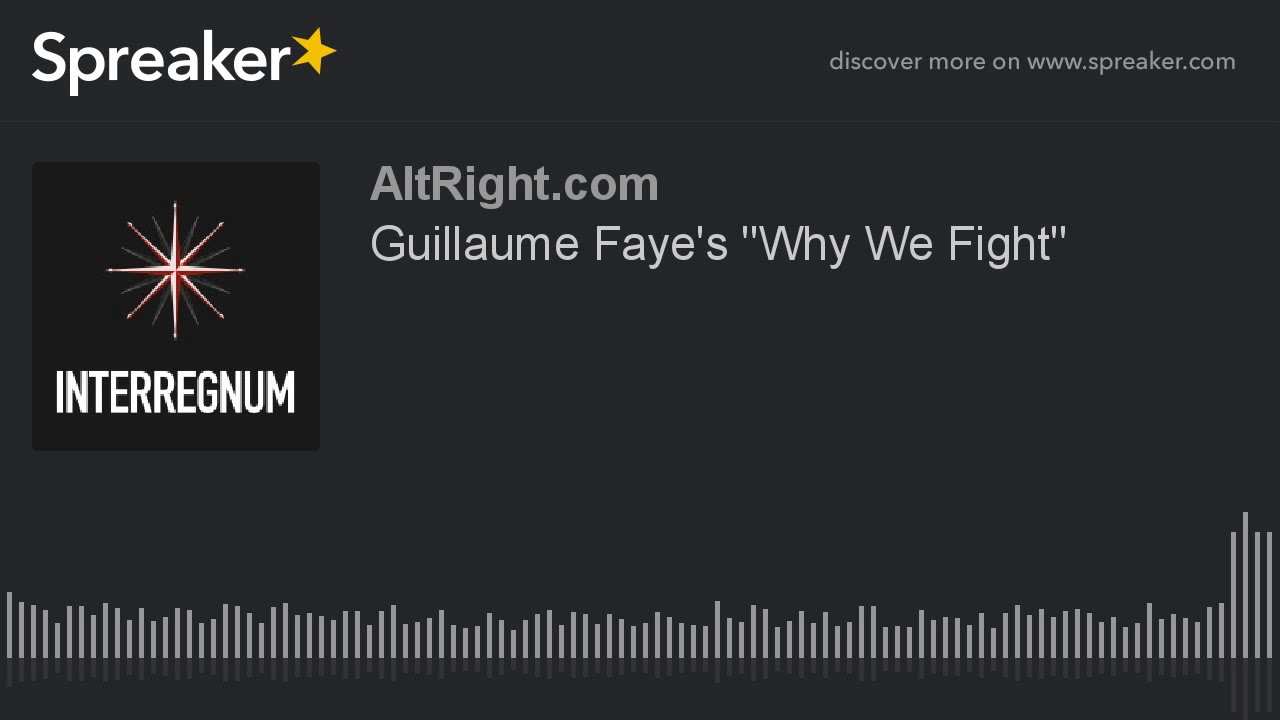 guillaume faye why we fight pdf
