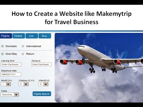 how to make tour packages pdf