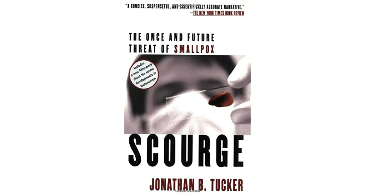 scourge the once and future threat of smallpox pdf